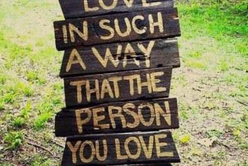 If you love them, set them free