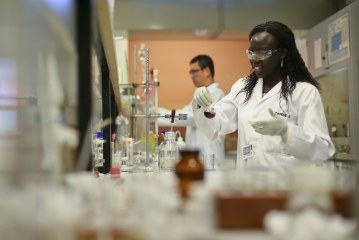 Closing the research gap between Africa and the rest of the world