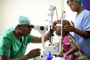 Africa needs a sustainable solution to deal with cataract blindness