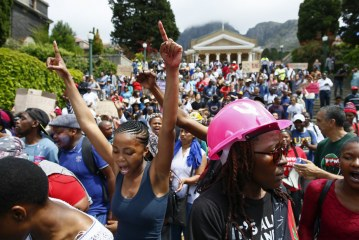 How South Africa's young women activists are rewriting the script