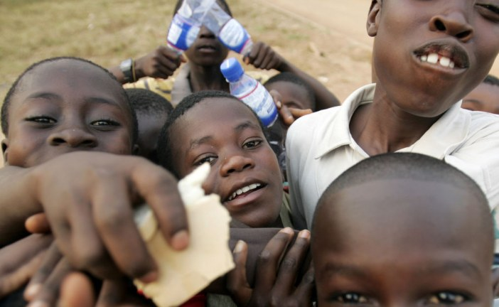 Ghana's school feeding scheme is slowly changing children's lives
