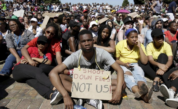 South Africa's youth speak out on the high cost of finding work