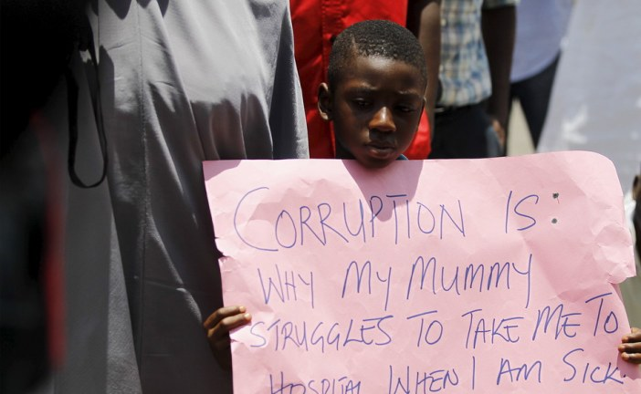Nigeria: a corrupt culture or the result of a particular history?
