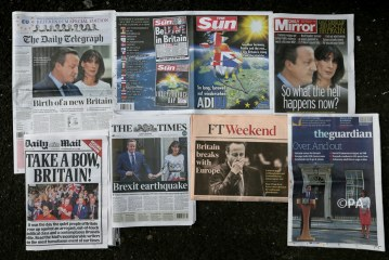 'I wish you'd told us that before': Sun readers (and former editor) wake up to buyer's remorse over Brexit