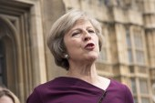 UK: Britain needs 'bloody difficult women' Cameron says May will become PM on Wednesday afternoon