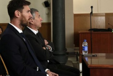 La justicia española condena a Lionel Messi a 21 meses de prisión