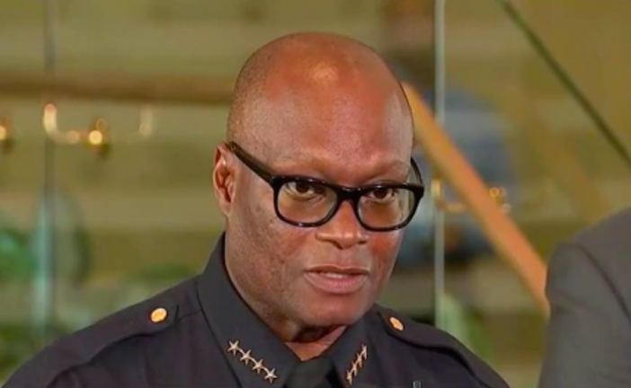 'He wanted to kill white people' Dallas police chief claims racial motive in sniper attacks