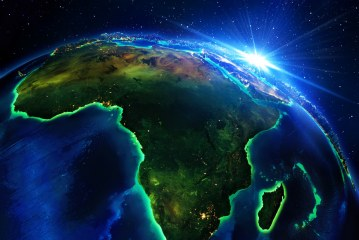 What's needed to take Africa from Third to First World in 25 years