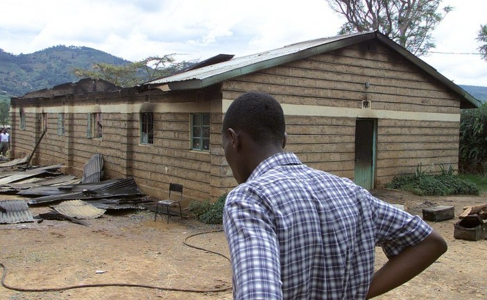 Fighting fire with fire is unlikely to stem Kenya student unrest