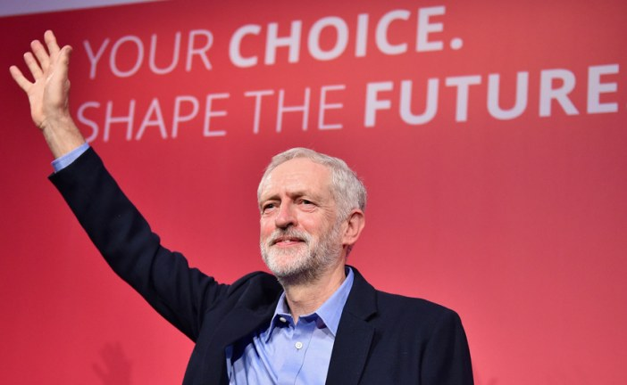 UK: Labour Leader, Jeremy Corbyn: The people's choice