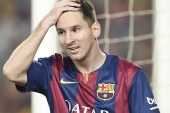 BREAKING NEWS: Barcelona star Lionel Messi handed PRISON sentence for tax fraud