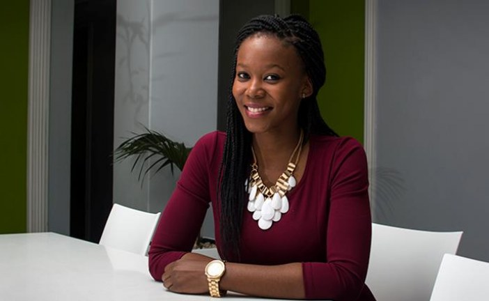 A 23-year-old who wants to make Africans rich