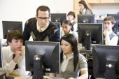 Teaching the digital and technology generation