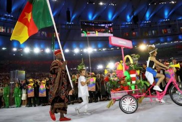 Why did Cameroon go to the Rio 2016 Olympics?