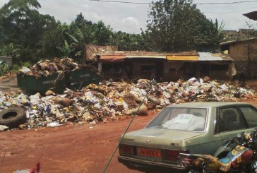 The slumification of Bamenda in the Northwest Province of Cameroon