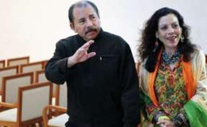 Nicaragua: Ortega names his wife as running mate