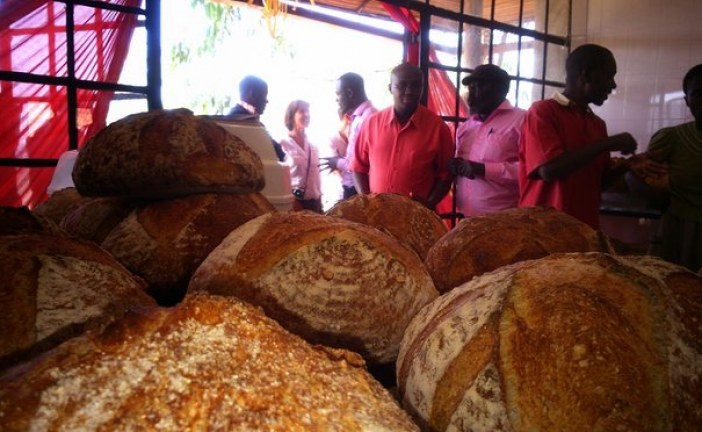 Not just for Hackney hipsters: the Kenyan sourdough bakery ​tackling blindness