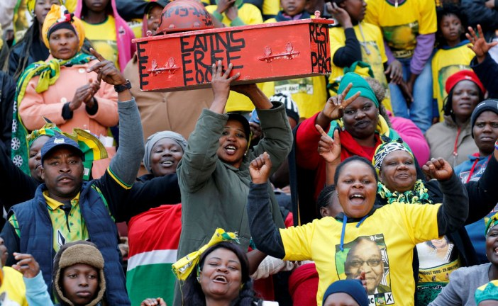 Electoral tremors are shaking South Africa's ANC. How will it respond?