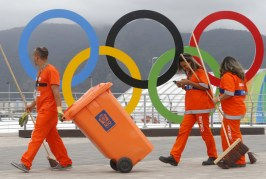 To clean up the Olympic brand, the IOC must restore trust