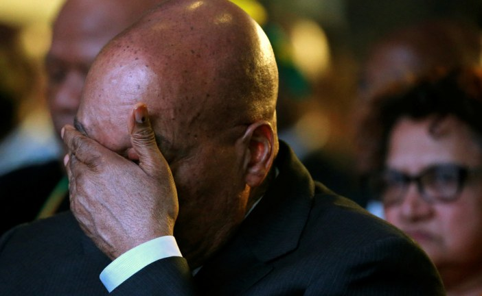 Message to white South African voters: Keep calm … and shut up!