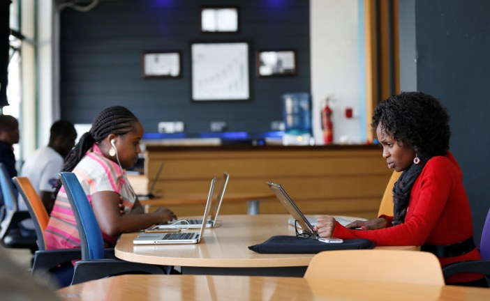 Africa must do more to harness young people's entrepreneurial drive