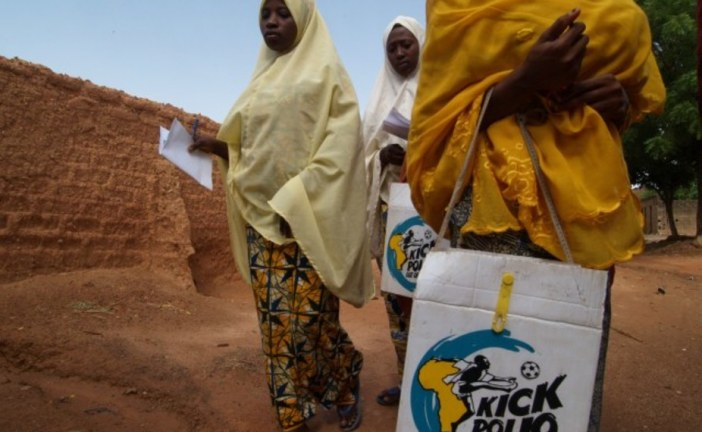 New polio outbreak threatens Nigeria's steady march to eradication