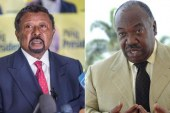Jean Ping Declares himself winner hours before official Presidential results are announced in Gabon