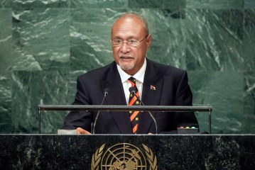Papua New Guinea decries lack of democracy, female representation in UN bodies