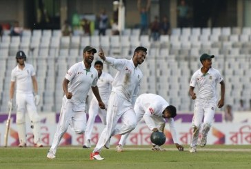 History made in Dhaka as Bangladesh claim historic test win over England