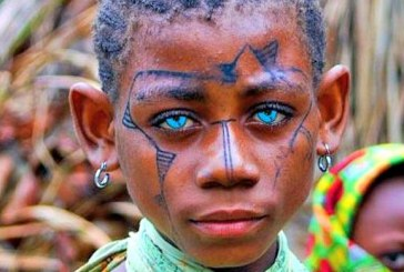 THE GENES OF THIS TRIBE CARRY A DNA OF A THIRD UNKNOWN HUMAN SPECIES