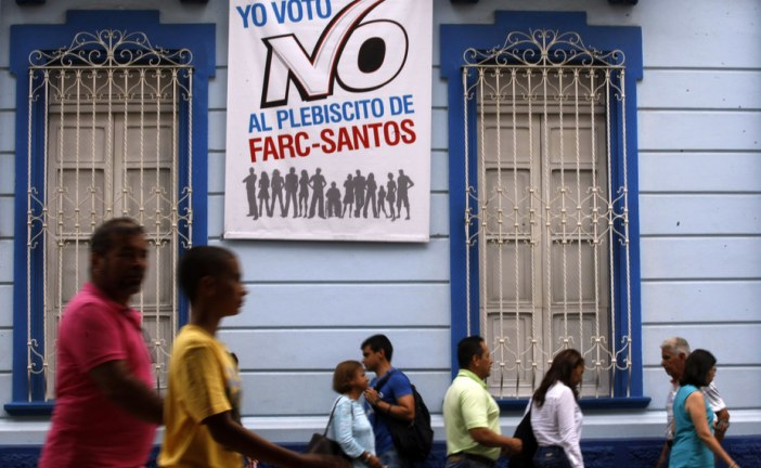 Why Colombia voted 'no' to peace with FARC