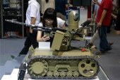 The Military Challenges and Opportunities of the Coming Robot Revolution