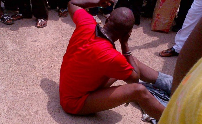 MOB JUSTICE IN NIGERIA: I AM THE 7 YEAR OLD BOY!