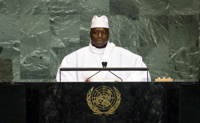 The Hotly Contested Gambian Presidential Race Enters Its Final Stretch