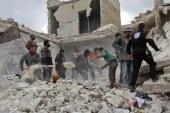 Syria War: Children's hospital in Aleppo hit in airstrikes