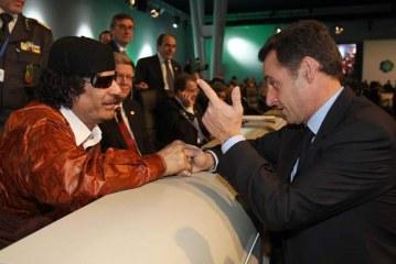 Sarkozy to sue over Gaddafi funding allegations
