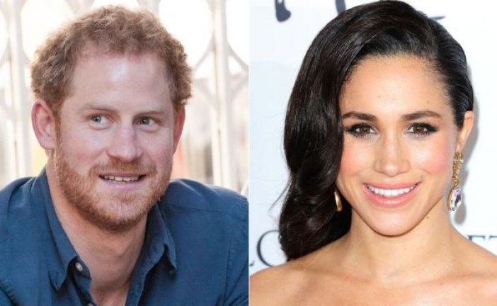 Breaking News: Prince Harry condems 'press abuse'  over coverage of Bi- Racial girlfriend Meghan Markle