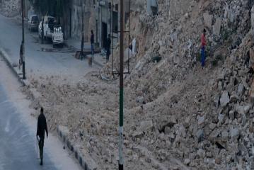 Syria army captures key Aleppo districts