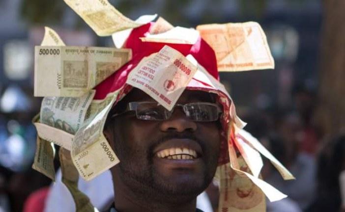 Zimbabwe's bond note v US dollar in conversation