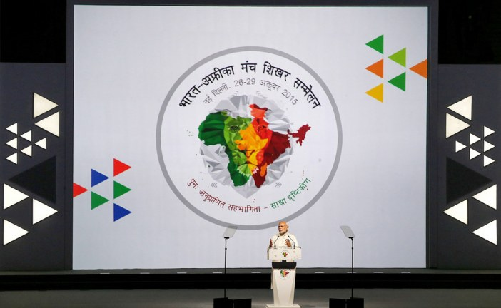 Modi may be dressing up India's Africa policy differently, but little has changed