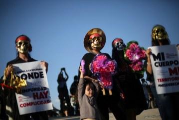 Latin American women's problem: we keep getting murdered