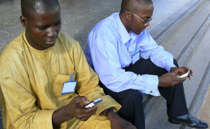 Mobile phone continent – how the African digital economy is weaving its web in 2G