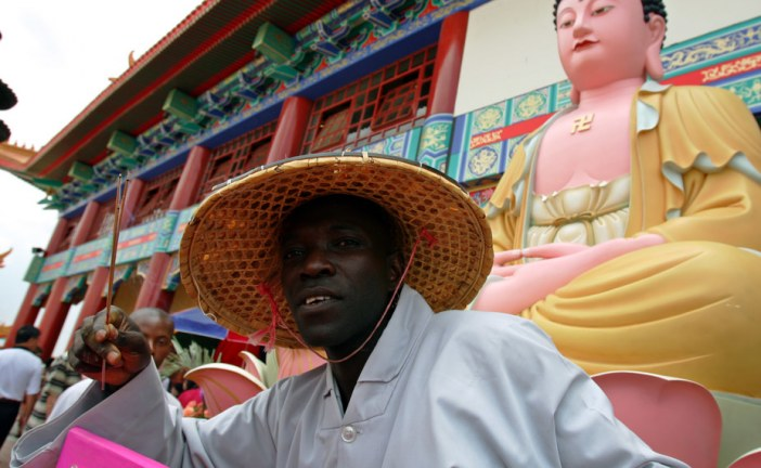 Chinese literature in Africa: meaningful or simply ceremonial?