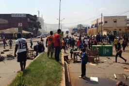 Five dead in clashes in Bamenda Cameroon