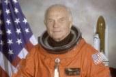 Former US astronaut and senator John Glenn dies in Ohio at 95