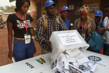 Ghana election commission website hit by cyber attack