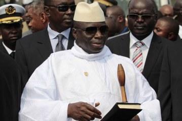 Gambia's shock election result, Jammeh loses to Adama Barrow