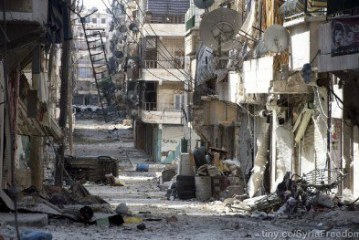 """""""Fake News"""" on Aleppo Liberation, Western Media Lies and Fabrications. The Words """"Terrorists"""" or """"Al Qaeda"""" are Not Mentioned"""
