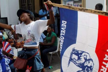Ghana opposition 'call on president to accept defeat'