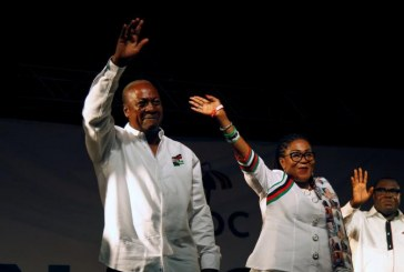 Ghana's president Mahama concedes election defeat